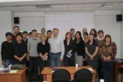 Обучение руководителей и специалистов лабораторий аттестующих организаций Восточной Сибири
